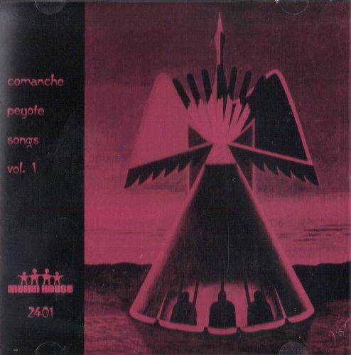 Comanche Peyote Songs, Vol. 1