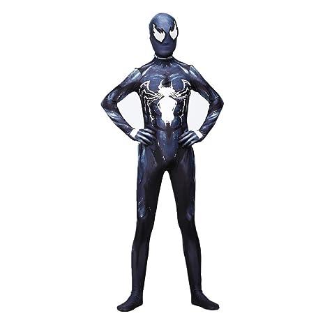 kksun El Traje Adulto Vengadores Venom Spider-Man Cosplay ...
