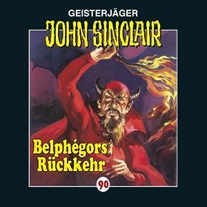 Belphégors Rückkehr(John Sinclair 90) Hörspiel