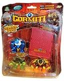 Giochi Preziosi - Gormiti - 7315 - Figurine - Blister de 3 Figurines + 3 Cartes + Pop-up Carte - Assortiment
