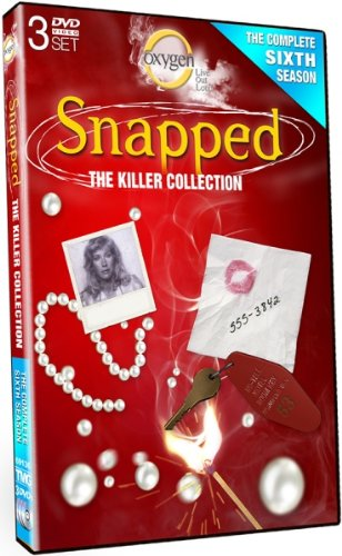 Snapped: Season 6 - The Killer Collection - As seen on Oxygen! by Shout! Factory / Timeless Media