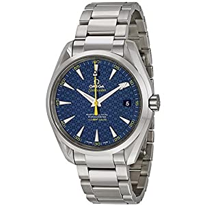 Omega Seamaster de hombre «James Bond» edición limitada 42 mm correa de acero reloj automático 231.10.42.21.03.004