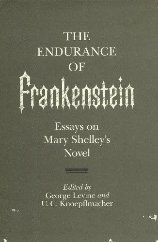 Endurance essay frankenstein i i mary novel shelleys