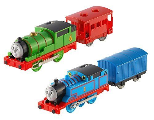 Fisher-Price Thomas & Friends TrackMaster, Thomas and Percy Bundle