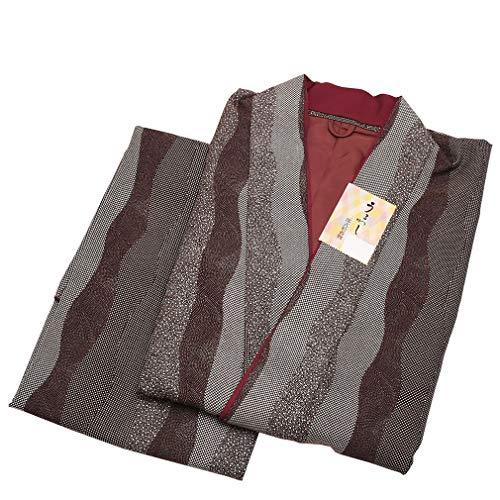 和ごころきもの屋 冬物【二部式着物】洗える着物【Mサイズ/Lサイズ】制服 小紋 普段着 二部式 着物【夏以外】 nibu381