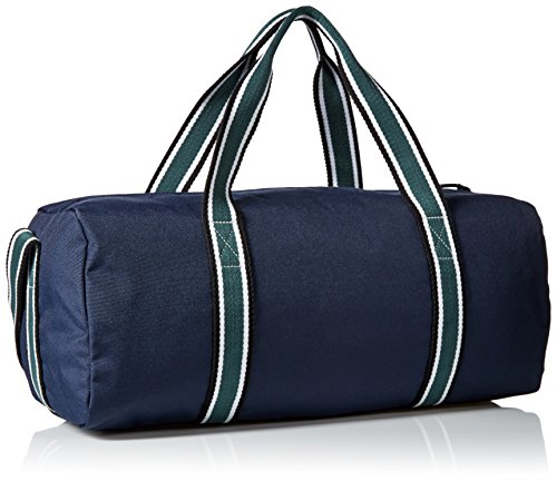 Lacoste Men's Tennis Set Duffle Bag, Peacoat Sinople Stripe, One Size by Lacoste (Image #2)