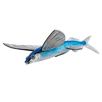 Safari Ltd Incredible Creatures Flying Fish: Toys & Games