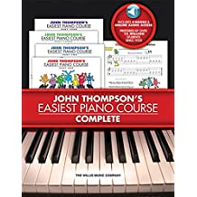 John Thompson's Easiest Piano Course - Complete: 4-Book/Audio Boxed Set