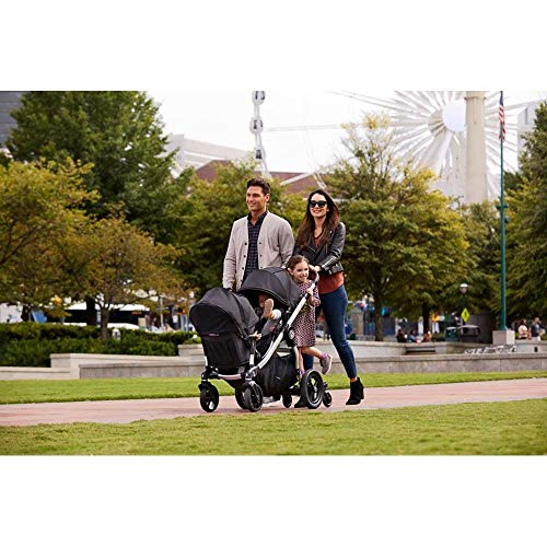 Baby Jogger City Select Stroller - Anniversary Edition | Baby Stroller with 16 Ways to Ride, Goes from Single to Double Stroller | Quick Fold Stroller