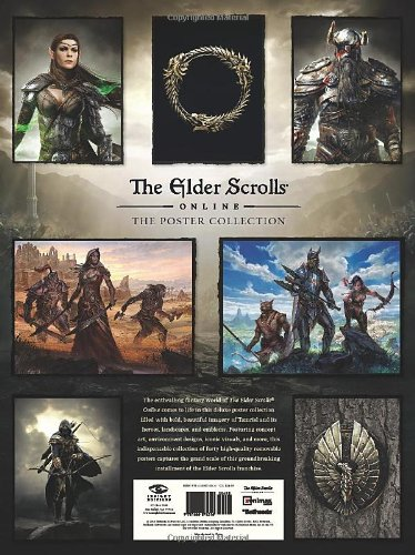 Amazon com: The Elder Scrolls® Online: The Poster Collection
