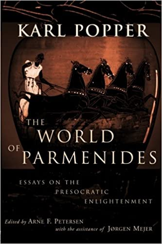 com the world of parmenides essays on the presocratic  the world of parmenides essays on the presocratic enlightenment