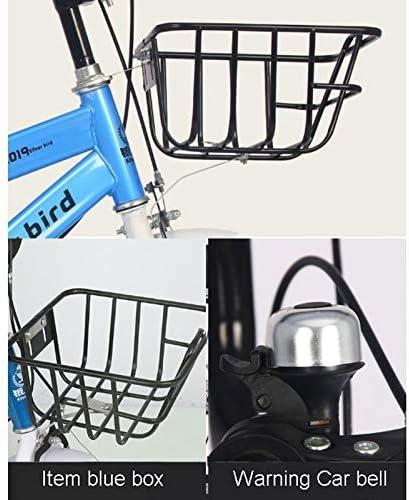 GTD-RISE Kinderen Kinderen Fiets, Peuter Training Bike Kinderen Pedaal Fiets Voor 3-11 Jaar Oud In 14/16/18 Inch (Kleur: Blauw, Maat: 18 inch)