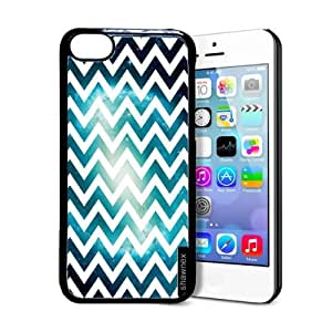 Shawnex Spiral Galaxy Chevron iPhone 5C Case - Thin Shell Plastic Protective Case iPhone 5C Case
