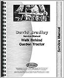 New David Bradley Lawn & Garden Tractor Service Manual