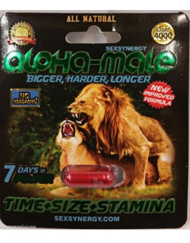 SELLEING ALPHA MALE SEXUAL ENERGY SUPPLEMENT