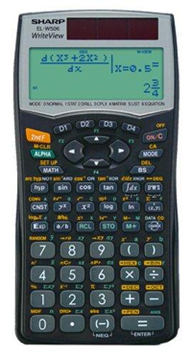22 opinioni per Sharp EL W506 Calcolatrice