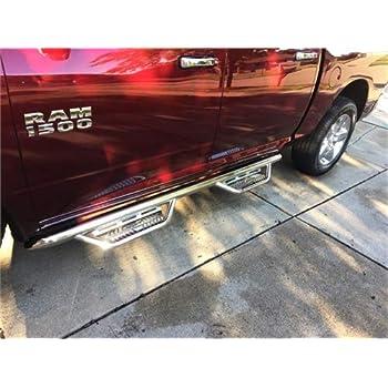 N-Fab HPF1585CC-TX Podium Step LG Textured Black 3 in Main Tube Diameter Podium Step