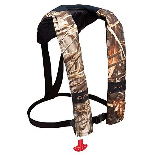 ONYX M 24 Manual Camouflage Inflatable Life Jacket