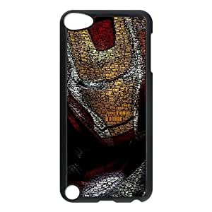 YNACASE(TM) iron Man Brand New Phone Case for iPod Touch 5,Custom Case with iron Man