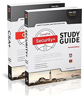 Amazon comptia csa practice tests exam cs0 001 comptia complete cybersecurity study guide 2 book set exam sy0 501 and exam fandeluxe Gallery