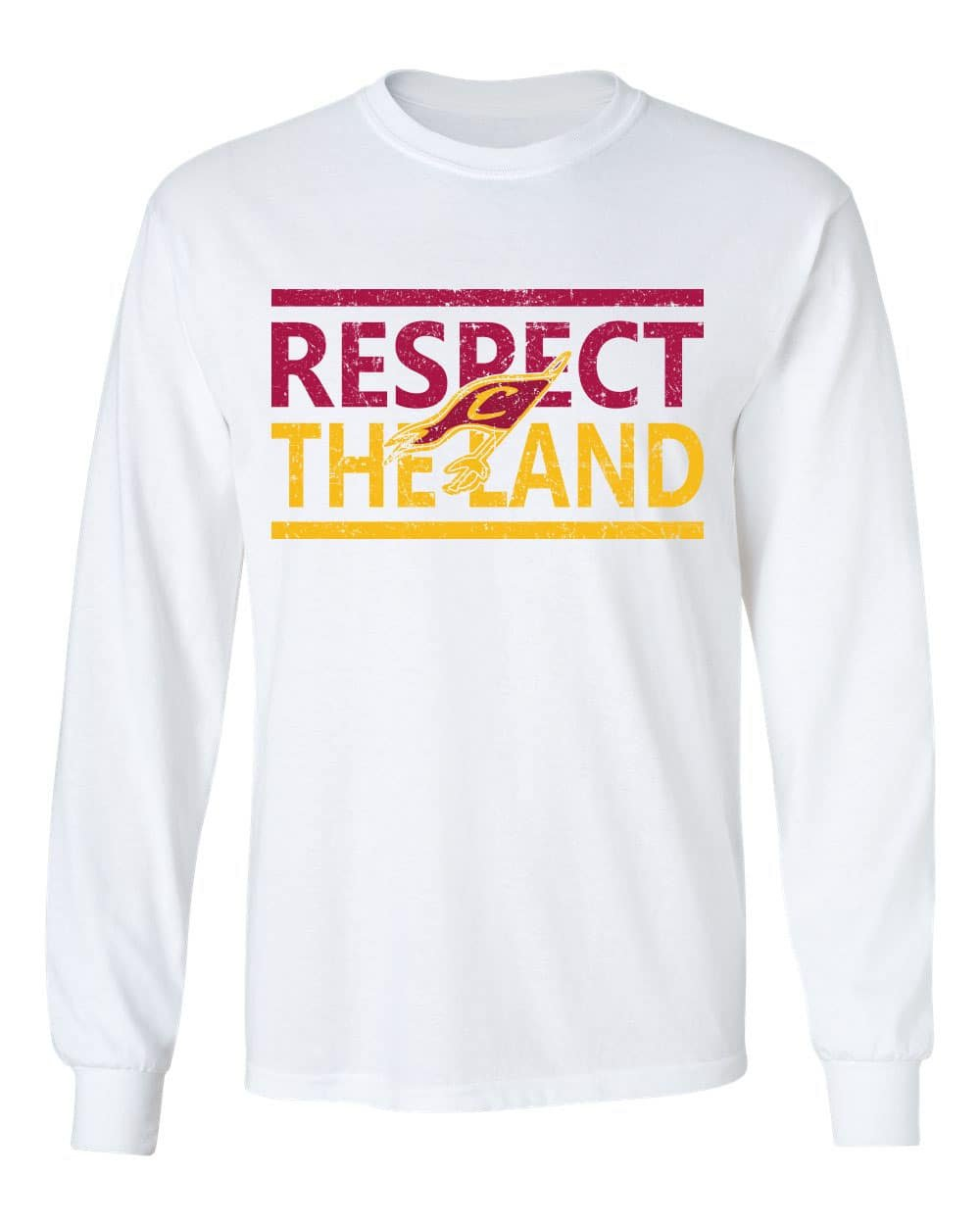 Cleveland City Respect The Land S Shirts