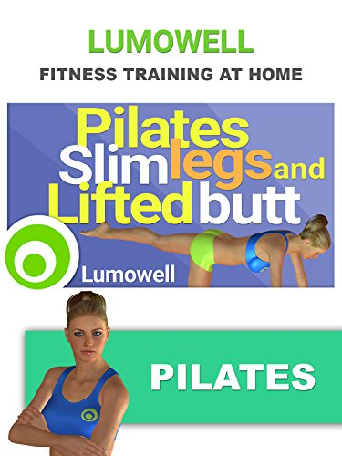 Portable 2016 System - Pilates Slim Legs and Lifted Butt Workout - Lift your Glutes and Tone Your Thighs at Home