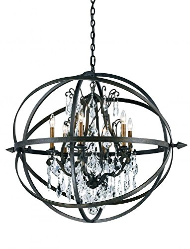 Troy Lighting Outdoor Chandelier - 9