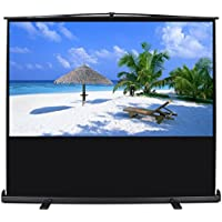 "ARKSEN | Pull Up Projector Screen | 80"" Inch 