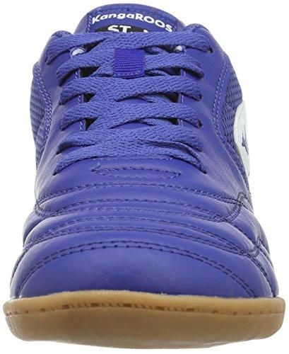 KangaROOS KangaYard 3023T - Zapatillas de material sintético para niño azul - Blau (ultramarine/white 450)