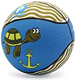 Picador Cartoon Design Basketball for Kids Size 3 (Turtle)