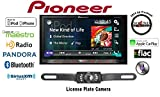 Pioneer AVH-4200NEX Double Din Flagship Multimedia DVD Receiver with 7