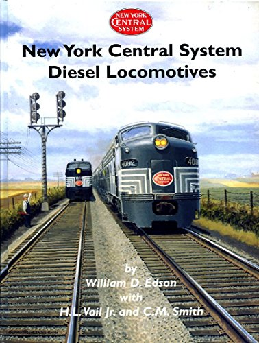 new york central system - 8