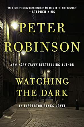 Order of Peter Robinson Books