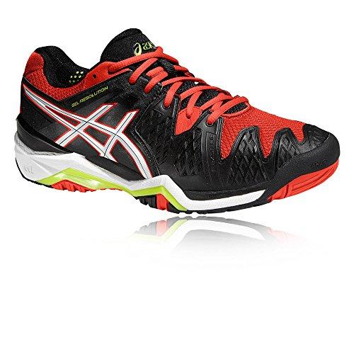 Asics Gel-Resolution 6, Men's Tennis Shoes Black