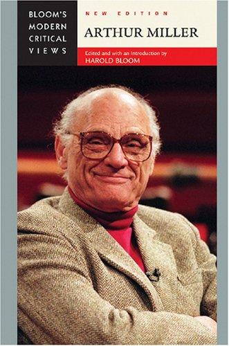 Arthur Miller (Bloom's Modern Critical Views (Hardcover))
