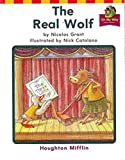 img - for The Real Wolf (On My Way Practice Readers, Theme 6, Animal Adventures, Grade 1) (Houghton Mifflin Reading: The Nation's Choice) book / textbook / text book