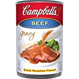#6: Campbell's Gravy, Beef, 10.5 Ounce, Pack of 12 (Packaging May Vary)