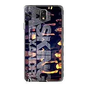 Durable Hard Phone Cases For Samsung Galaxy Note3 With Allow Personal Design Stylish Asking Alexandria Band Pictures AlainTanielian