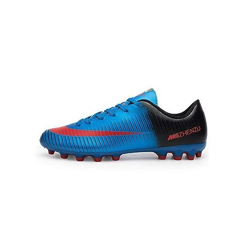 116750caac015 V-Hao - Zapatillas de fútbol Unisex para Hombre o Mujer