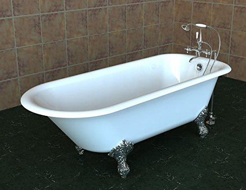 song cast iron bathtubs - 3