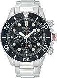 [セイコー]SEIKO 腕時計 ソーラー ダイバーズクロノ 海外モデル SSC015PC メンズ [逆輸入品]