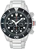 Seiko Solar Divers Crono Men's Ssc015pc