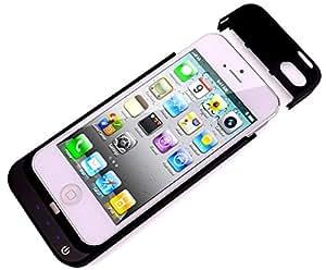 Vanda®-Funda Carcasa con Bateria iphone 5C-5 - 5s: Amazon.es ...
