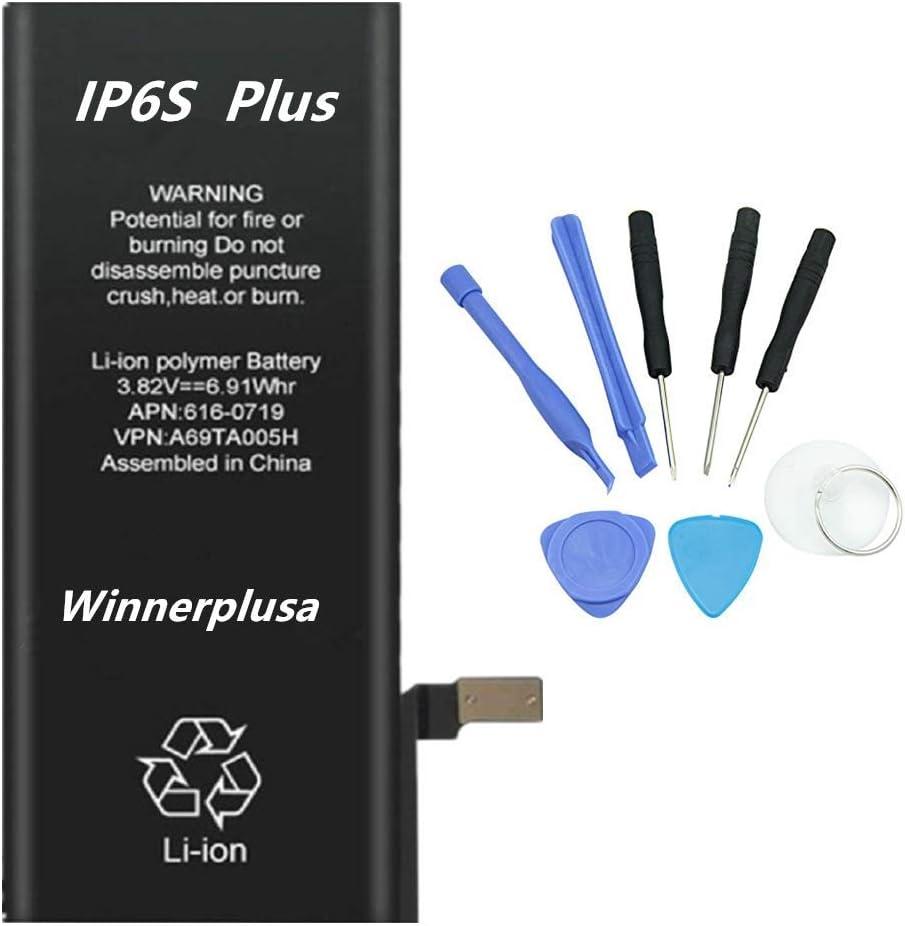 Winnerplusa Battery kit for iPhone 6S Plus
