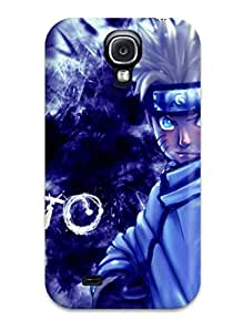 Pretty ByYCzux5270BtQCq Galaxy S4 Case Cover/ Naruto 3ds Series High Quality Case