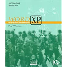 Word xp pour windows intermediaires