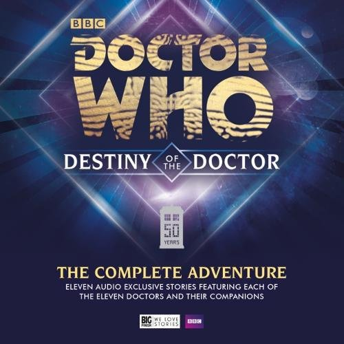 Read Online Destiny of the Doctor: The Complete Adventure pdf