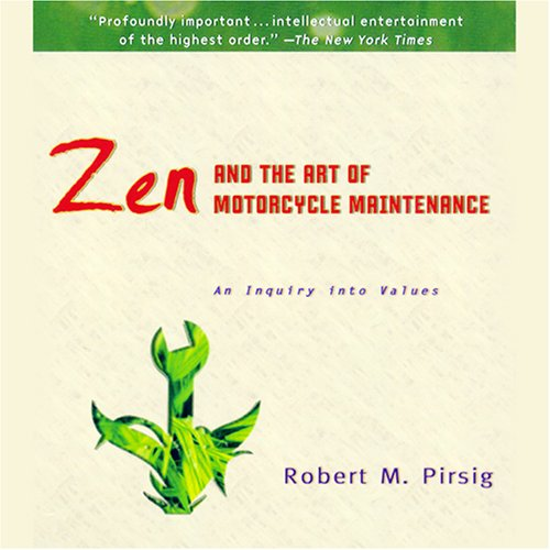 Pdf Travel Zen and the Art of Motorcycle Maintenance