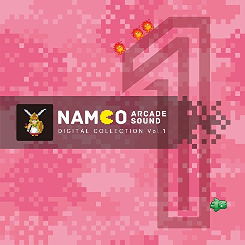 NAMCO ARCADE SOUND DIGITAL COLLECTION Vol.1の商品画像
