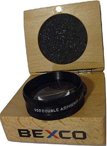 BEXCO 20D Double Aspheric Lens in Wooden case